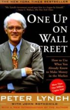 one up on wall street (2nd ed.) peter lynch 9780743200400