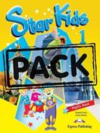 star kids 1 pupil s pack (with iebook) 9780857779700