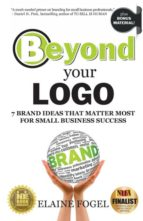 El libro de Beyond your logo autor ELAINE FOGEL DOC!