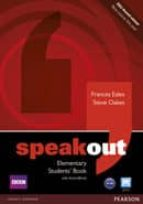 speakout elementary students book and dvd/active book multi rom p ack-richard j. leider-9781408219300