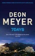 7 days-deon meyer-9781444723700