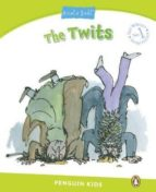 penguin kids 4 the twits (dahl) reader 9781447931300