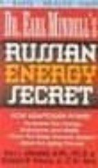 Descarga de la colección de libros electrónicos Mobi Russian energy secret