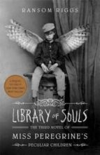the library of souls-ransom riggs-9781594748400