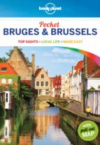 pocket bruges & brussels (ingles) (lonely planet) (3rd ed.) helena smith 9781743210000