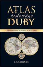 atlas historique duby-georges duby-9782035932600