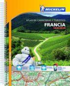 atlas de carreteras y turistico francia 2014 (ref. 20497)-9782067193000