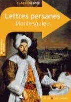 lettres persanes-charles de secondat montesquieu-9782701161600