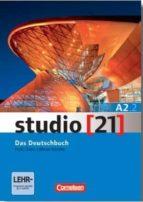studio [21] a2.2: libro de texto 9783065205900