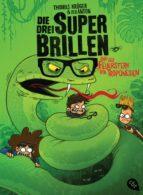 die drei superbrillen - der feuerstern von troponesien (ebook)-thomas krüger-9783641197100