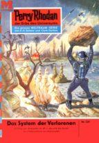 perry rhodan 231: das system der verlorenen (ebook) kurt mahr 9783845302300