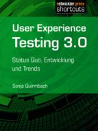 user experience testing 3.0 (ebook)-sonja quirmbach-9783868024500