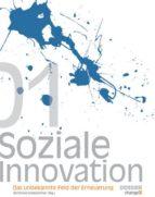 soziale innovation (ebook)-winfried kretschmer (hg.)-9783943227000