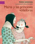 marte y las princesas voladoras (ebook)-maria baranda-9786071604200