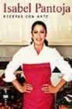 recetas con arte-isabel pantoja-9788401378300