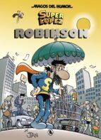 superlopez: robinson (magos del humor 193)-9788402421500