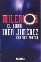 milenio 3: el libro iker jimenez carmen porter 9788403097100