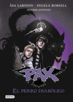 pax 2: el perro diabolico-asa larsson-ingela korsell-9788408141600