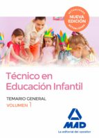 tecnico en educacion infantil: volumen 1-9788414202500