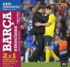 barça emocions (catalan-castellano-ingles)-9788415224600