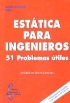 estatica para ingenieros-9788415793700