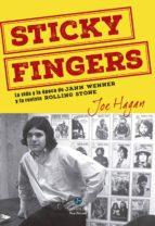 stiky fingers-joe hagan-9788415887300