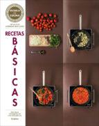 recetas basicas (escuela de cocina)-keda black-9788416220700