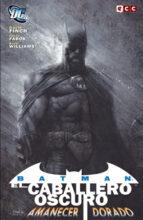 batman: el caballero oscuro - amanecer dorado (2ª edición)-david finch-jason fabok-9788416303700
