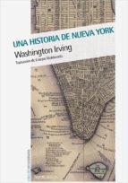 una historia de nueva york-washington irving-9788416440900