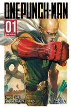 one punch man 01 yusuke murata 9788416604500