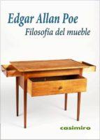 filosofía del mueble edgar allan poe 9788416868100