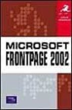 guia de aprendizaje microsoft frontpage 2002 israel cabrera 9788420532400