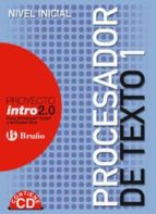 intro 2.0: procesador de texto 1-9788421660300