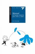 manual de buenas maneras para niñas y niños-giusi quarenghi-9788426376800