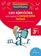 3 vacaciones comprension lectora (educacion primaria) 9788429409000