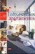 lofts, estudios y apartamentos-9788430556700