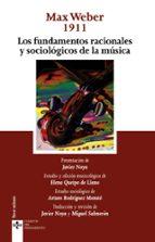los fundamentos racionales y sociológicos de la música-max weber-9788430961900
