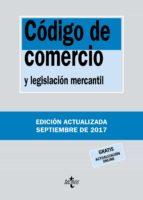 codigo de comercio y legislacion mercantil (34ª ed.) 9788430971800