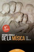 historia sencilla de la música (ebook)-jose luis comellas garcia llera-9788432137600