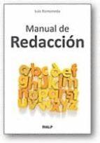 manual de redaccion luis ramoneda 9788432139000