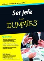 ser jefe para dummies-bob nelson-peter economy-9788432902000