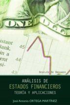 análisis de estados financieros (ebook)-jose antonio ortega martinez-9788433034700
