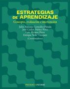 estrategias de aprendizaje: concepto, evaluacion e intervencion-9788436816600