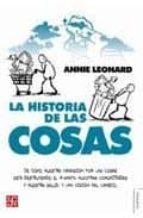 la historia de las cosas-annie leonard-9788437506500