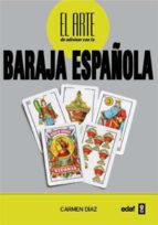 el arte de adivinar con la baraja española carmen diaz 9788441428300