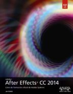 after effects cc (diseño y creatividad)-andrew faulker-9788441537200