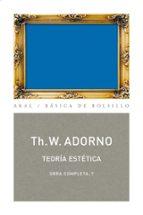 teoria estetica (obra completa, 7)-theodor w. adorno-9788446016700