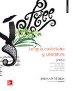 lengua y literatura 3º eso incluye cuaderno ortografia y smartboo k ed 2015-juan carlos pantoja rivero-9788448196400