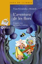 l aventura de les flors txus fernandez 9788448925000