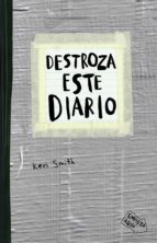 destroza este diario. gris-keri smith-9788449331800